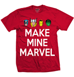 T-Shirt Marvel Superheroes 332199
