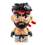 Street Fighter Actionfigur - Design: V Hot Ryu