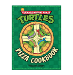Teenage Mutant Ninja Turtles Kochbuch Pizza Cookbook *Englische Version*