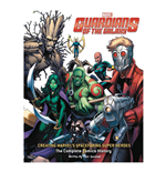 Guardians of the Galaxy Artbook Creating Marvel's Spacefaring Super Heroes *Englische Version*