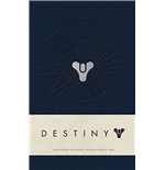 Destiny Notizbuch Logo