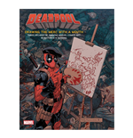 Deadpool Artbook Drawing the Merc with a Mouth *Englische Version*