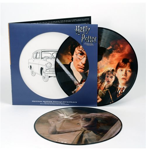 Vinyl John Williams - Harry Potter And The Chamber Of Secrets