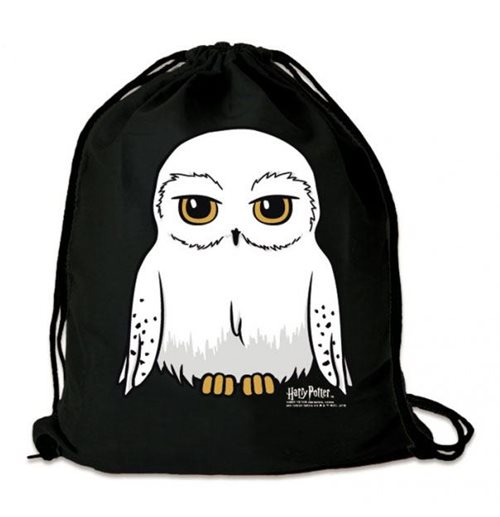 Harry Potter Stoffbeutel Hedwig