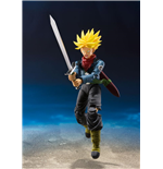 Dragonball Super S.H. Figuarts Actionfigur Trunks Tamashii Web Exclusive 14 cm
