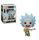 Rick and Morty POP! Animation Vinyl Figur Tiny Rick 9 cm