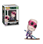 Rick and Morty POP! Animation Vinyl Figur Noob Noob 9 cm