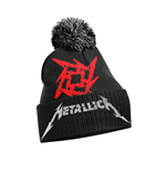 Metallica Kappe GLITCH STAR LOGO