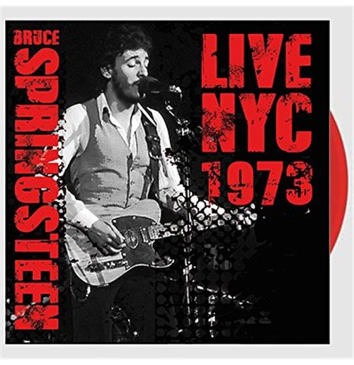 Vinyl Bruce Springsteen - Live Nyc 1973