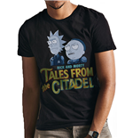 Rick And Morty T-Shirt - Design: Tales From The Citadel