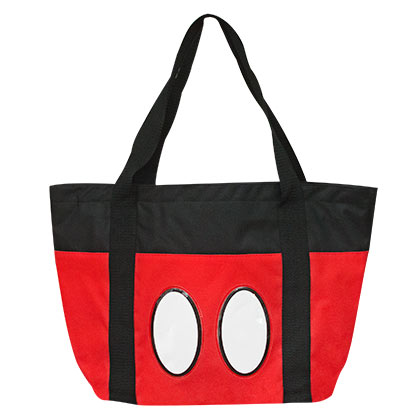 Mickey Mouse Tasche  16 X 13 Canvas Beach Bag
