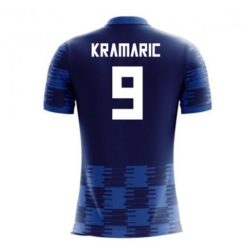 Kroatien Fussball T-Shirt 2018-2019 Away