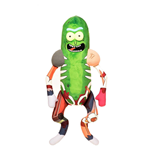 Rick & Morty Galactic Plushies Plüschfigur Pickle Rick in Rat Suit 46 cm