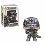 Fallout POP! Games Vinyl Figur T-51 Power Armor 9 cm