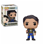Fallout POP! Games Vinyl Figur Vault Dweller Male 9 cm