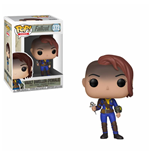 Fallout POP! Games Vinyl Figur Vault Dweller Female 9 cm