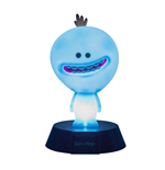 Rick & Morty 3D Icon Lampe Mr Meeseeks 10 cm