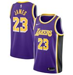Los Angeles Lakers Swingman-Trikot Classic Edition