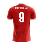 Wales Fußball T-Shirt 2018-2019 Home