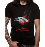 T-Shirt Nightmare On Elm Street 336642