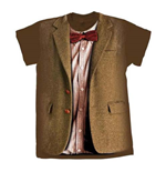 Doctor Who  T-Shirt für Frauen - Design: 10th Doctor Stonehenge