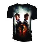 Doctor Who  T-Shirt für Männer - Design: Day of the Doctor