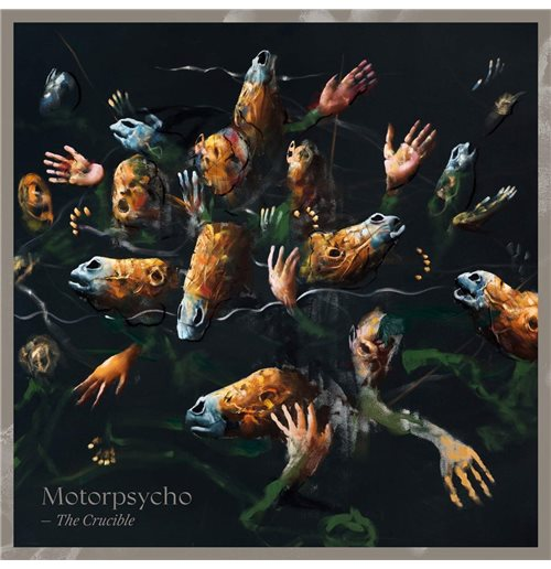 Vinyl Motorpsycho - The Crucible