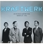 Vinyl Kraftwerk - Live In Koeln Satory Saal March 22, 1975