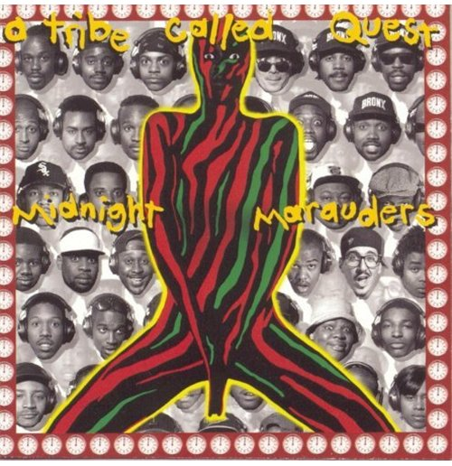 Vinyl A Tribe Called Quest - Midnight Marauders