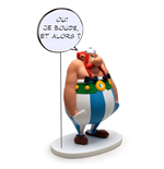 Asterix Collectoys Comics Speech Statue Obelix 18 cm *Französische Version*