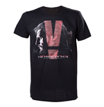 T-Shirt Metal Gear 340391