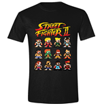 T-Shirt Street Fighter  340437