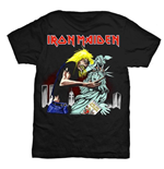 Iron Maiden T-Shirt für Männer - Design: New York