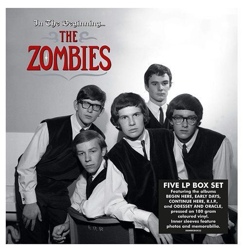 Vinyl Zombies - Zombies: In The Beginning (5 Lp)
