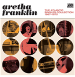 Vinyl Aretha Franklin - The Atlantic Singles Collection (2 Lp)