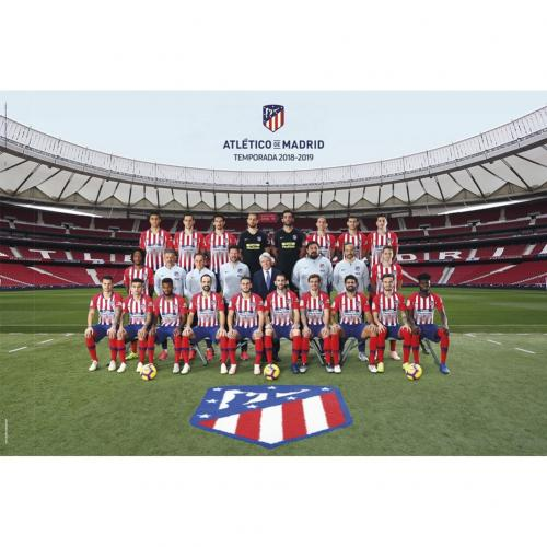 Atletico Madrid  Poster