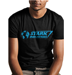 Marvel Comics T-Shirt - Design: Stark Industries Logo