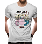 Batman T-Shirt - Design: Harley Mad Love