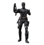 Deadpool 2 Movie Masterpiece Actionfigur 1/6 Deadpool Dusty Ver. Hot Toys Exclusive 31 cm