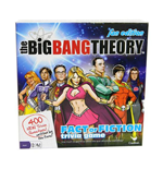 The Big Bang Theory Brettspiel Trivia Fact or Fiction Fan Edition *Englische Version*