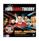 The Big Bang Theory Brettspiel Trivia Fact or Fiction *Englische Version*