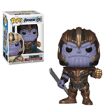 Avengers Endgame POP! Movies Vinyl Figur Thanos 9 cm