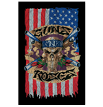Guns N' Roses Poster - Design: Flag