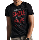 Batman T-Shirt - Design: Smile Quote