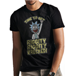 T-Shirt Rick and Morty 343250