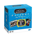 Friends Kartenspiel Trivial Pursuit *Englische Version*