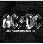 Vinyl Ac/Dc - Best Of Live At Paradise Theatre Boston 1978