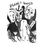 Vinyl Bob Dylan - Planet Waves