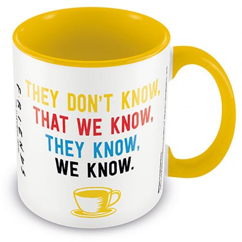 Friends  Tasse We Know