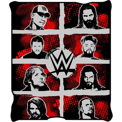 WWE  Plaid